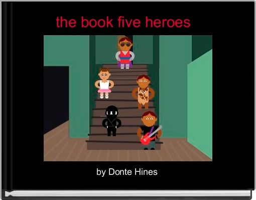 the book five heroes