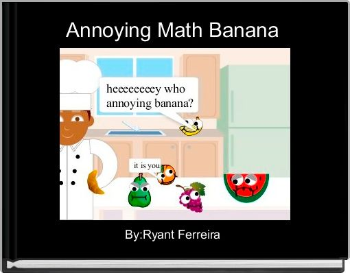 Annoying Math Banana