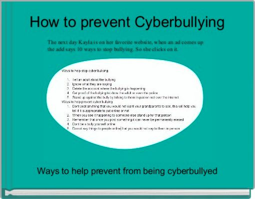 Cyberbullying Essay: Effects & Prevention