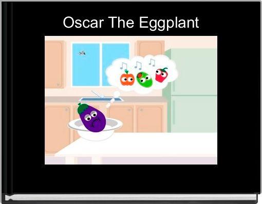 Oscar The Eggplant