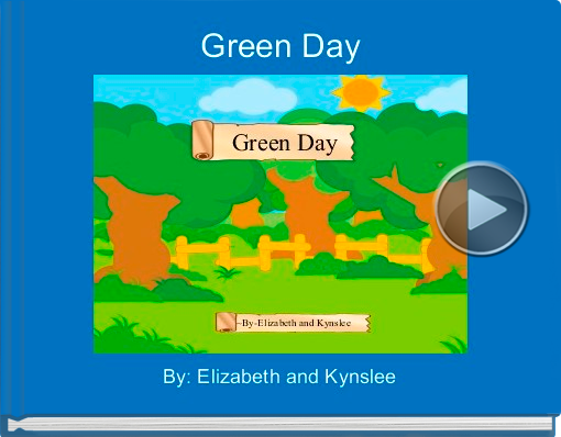 Book titled 'Green Day'