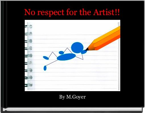 No respect for the Artist!!