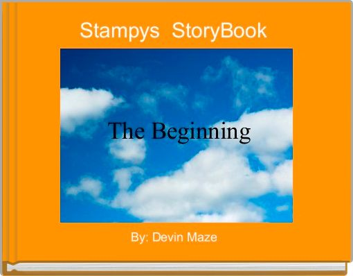 Stampys  StoryBook