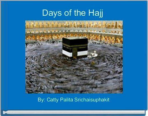 Days of the Hajj