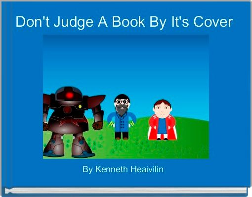 Don't Judge A Book By It's Cover