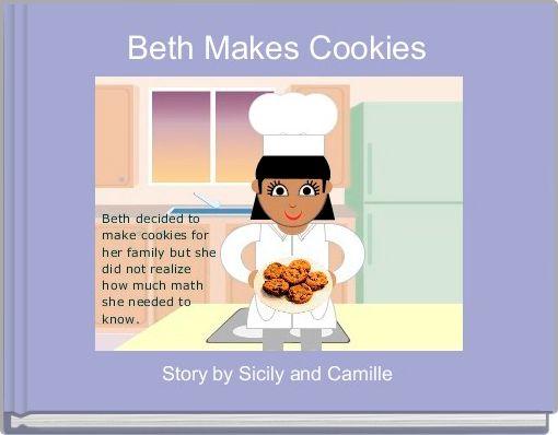 Beth Makes Cookies