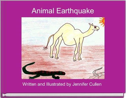 Animal Earthquake