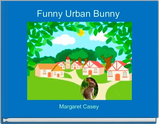 Funny Urban Bunny
