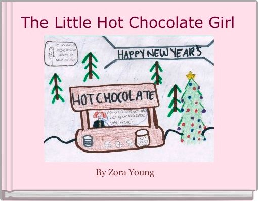 The Little Hot Chocolate Girl