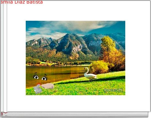 The Ugly Duckling and Mother Swan