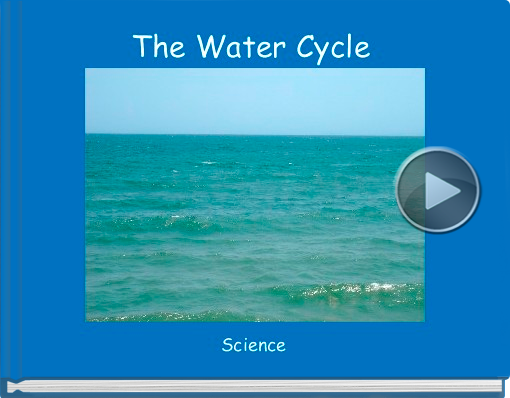 Book titled 'The Water Cycle'