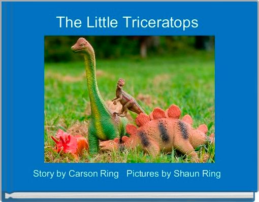 The Little Triceratops