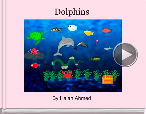 Book titled 'Dolphins'