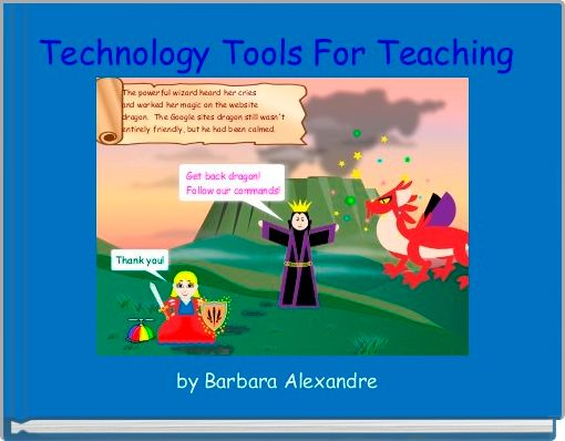Technology Tools For Teaching