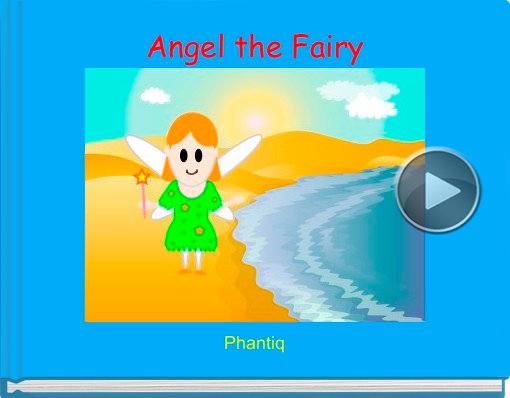 Book titled 'Angel the Fairy'