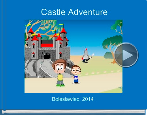 Book titled 'Castle Adventure'