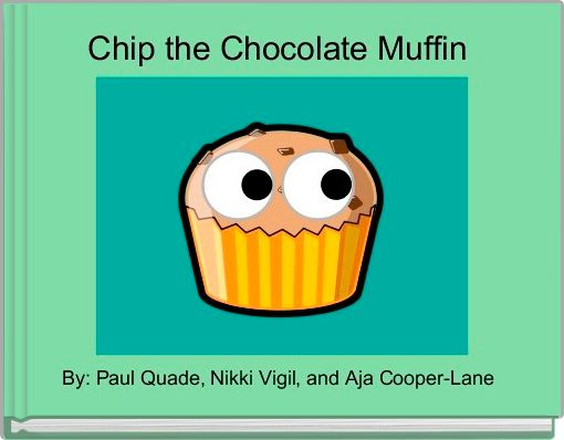 Chip the Chocolate Muffin