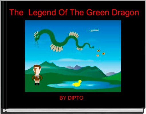 The  Legend Of The Green Dragon