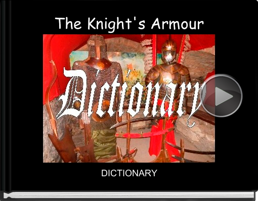 Book titled 'The Knight's Armour'