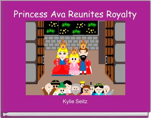Princess Ava Reunites Royalty