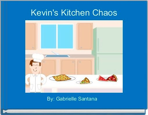 Kevin's Kitchen Chaos