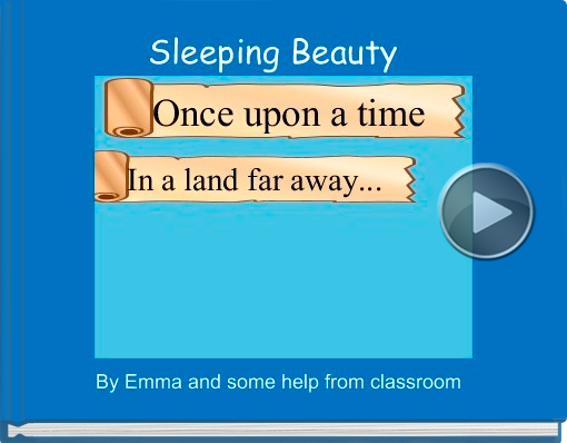 Book titled 'Sleeping Beauty'