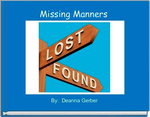 Missing Manners