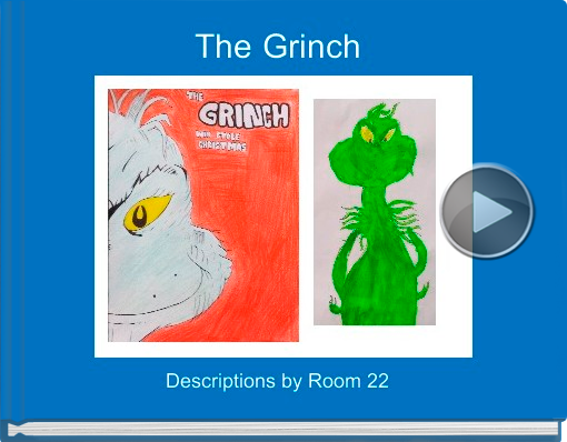 Book titled 'The Grinch'