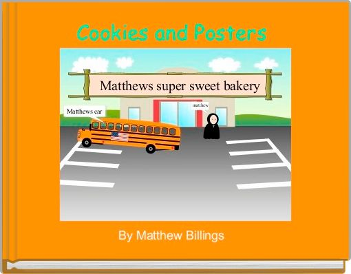 Cookies and Posters