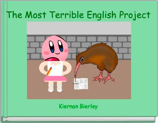 The Most Terrible English Project