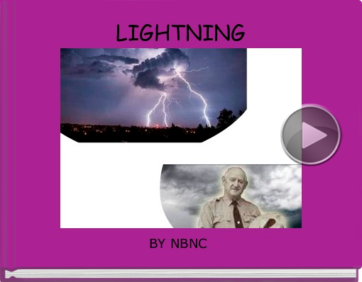 Book titled 'LIGHTNING'