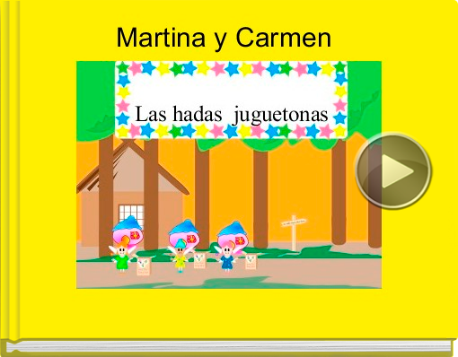 Book titled 'Martina y Carmen'