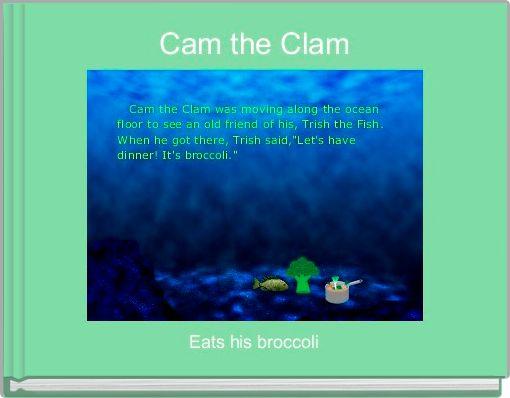Cam the Clam
