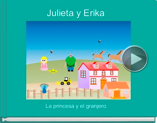 Book titled 'Julieta y Erika'