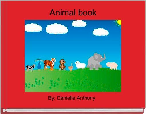 Animal book