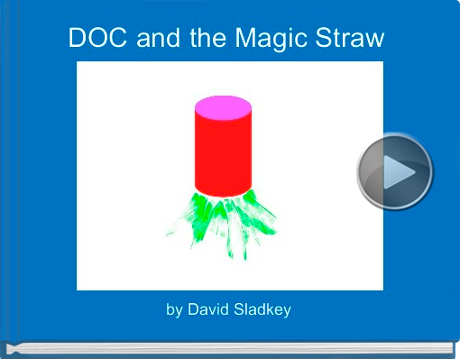 Book titled 'Drago and the Magic Pen'