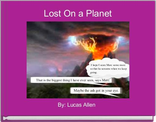 Lost On a Planet
