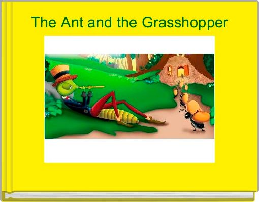 """The Ant and the Grasshopper"" - Free Books & Children's ..."