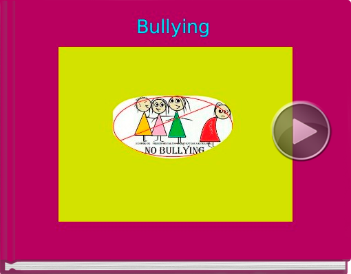 Book titled 'Bullying'