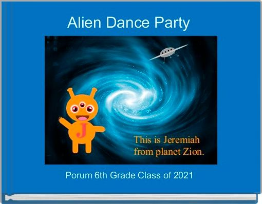 Alien Dance Party