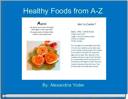 Healthy Foods from A-Z