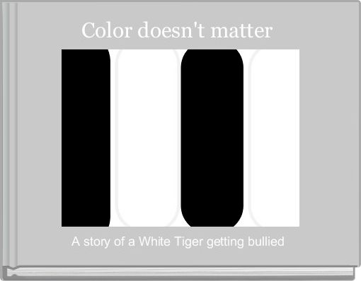 Color doesn't matter