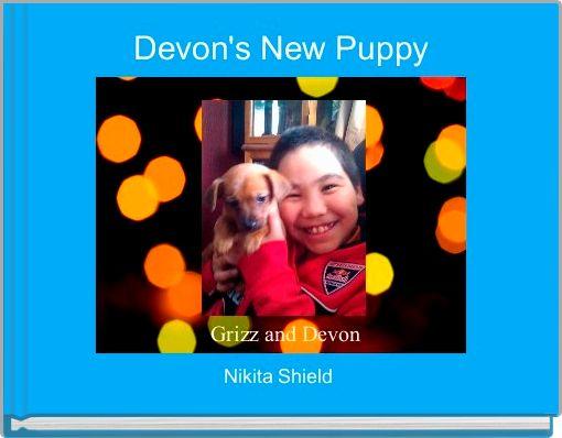 Devon's New Puppy