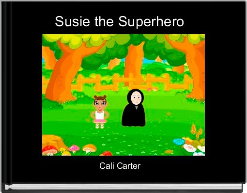 Susie the Superhero