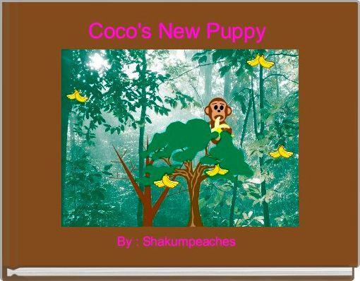 Coco's New Puppy