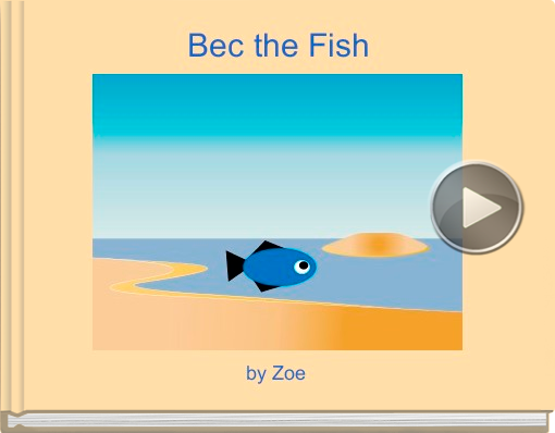 Book titled 'Bec the Fish'