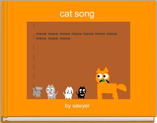 cat song