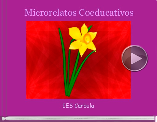 Book titled 'Microrelatos Coeducativos'
