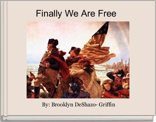 Finally We Are Free