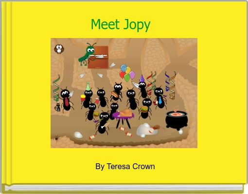 A boy called Jopy